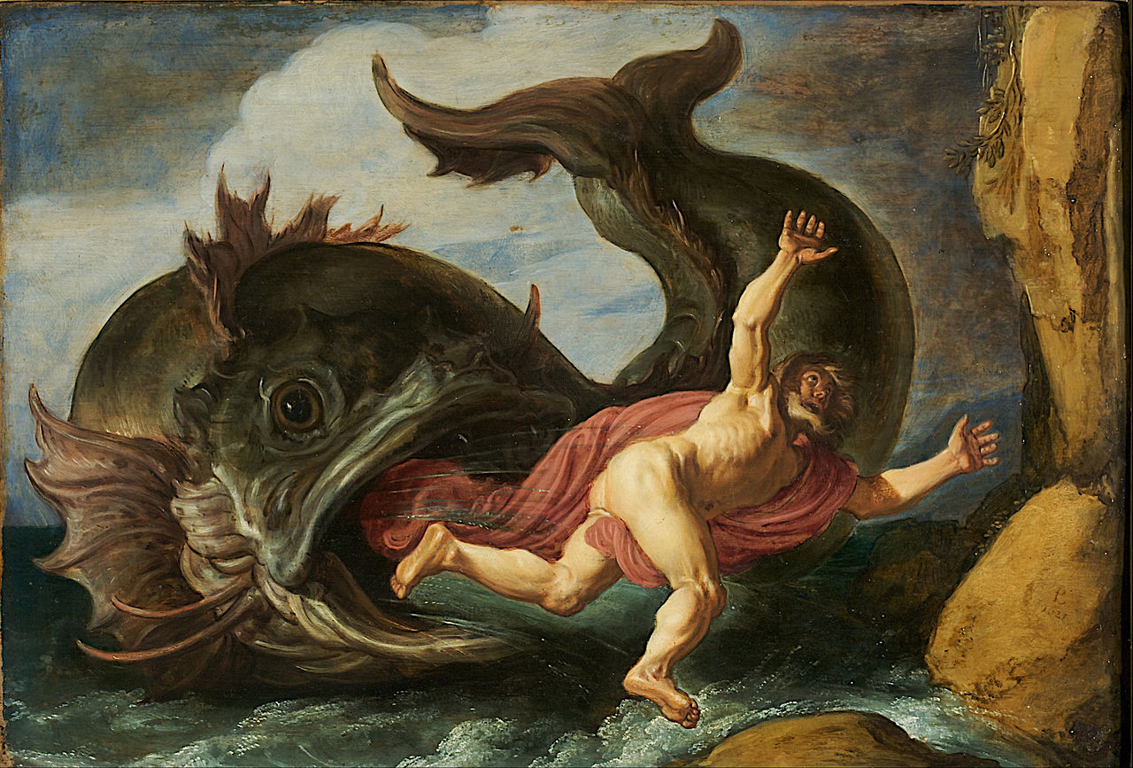 Jonah And The Whale: Can A Whale Swallow A Human Being?